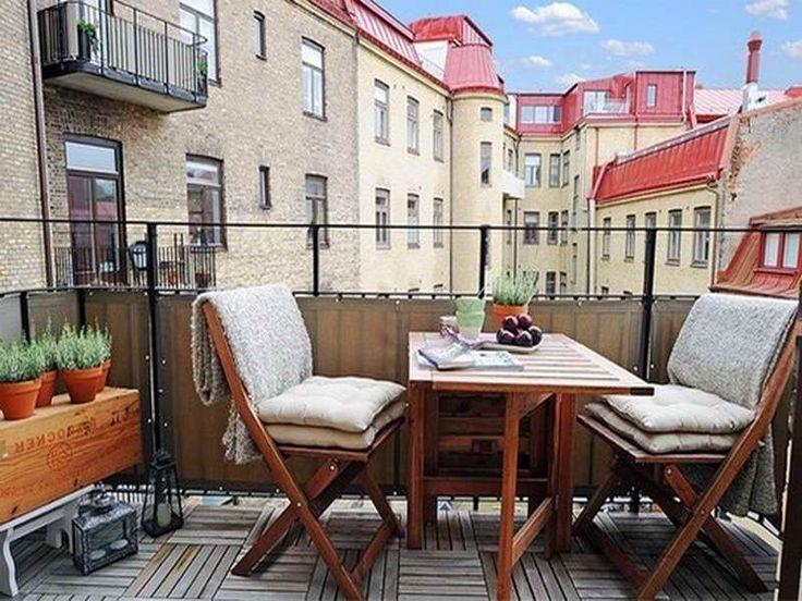 Apartment Patio Balcony: Inspiring Small Balcony Garden Ideas .
