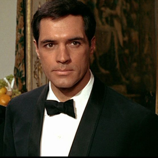 Image result for john gavin james bond
