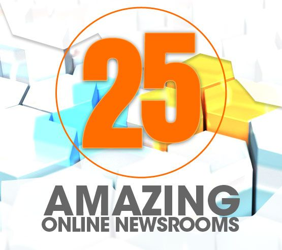 Have you ever wondered what an amazing online newsroom looks like? Over the past 15 years of working with some of the biggest brands in the world, we have had the privilege of seeing truly world class online newsrooms and have compiled a list of 25 that stand out in terms of design, functionality, and purpose.