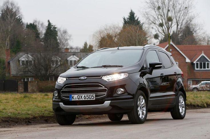 2015 Ford Ecosport 1.0 Ecoboost | Autocar