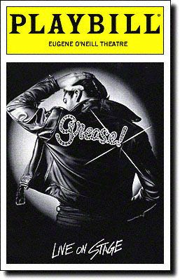 GREASE (revival) / Eugene O'Neill Theatre / Opened May 11, 1994 / Closed January 25, 1998 / 1505 performances