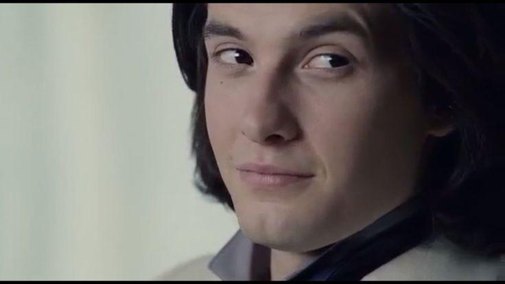 Beautiful Ben Barnes in Dorian Gray