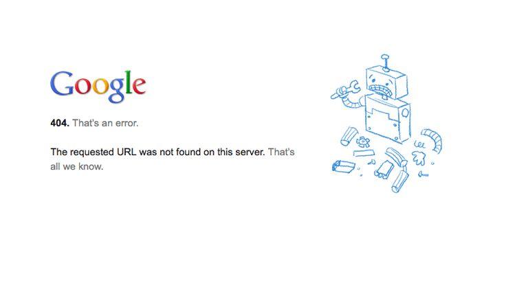 #Google#Error404  http://www.linkedin.com/in/medialogist