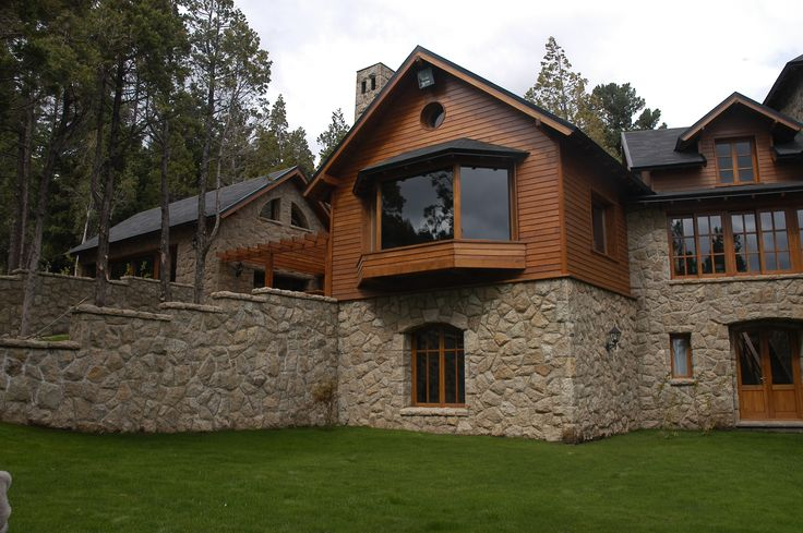 Arquitectura - Paisajismo - Ricardo Pereyra Iraola - Buenos Aires - Argentina - Bariloche - Laguna - Casa
