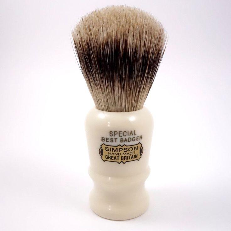 Simpsons Special S1 Best Badger Shaving Brush