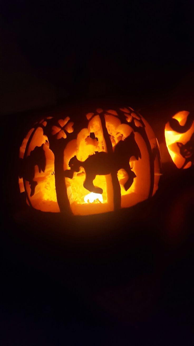 41 best Carved Pumpkins images on Pinterest | Carving pumpkins ...