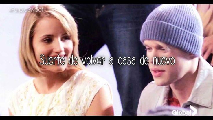 Lucky - Glee Cast - Traducida al Español ᴴᴰ