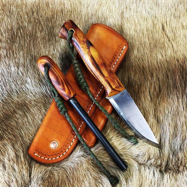 #voyagerleatherworks #bushlore #bushcraft #woodlore #survival #aaforgeknives