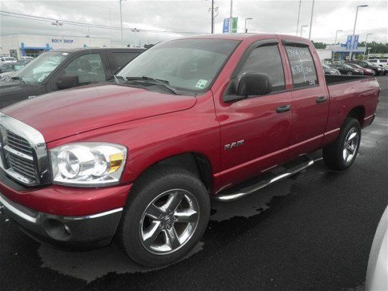 Cars for Sale: Used 2008 Dodge Ram 1500 Truck in 2WD Quad Cab, Monroe LA: 71201 Details - Truck - Autotrader
