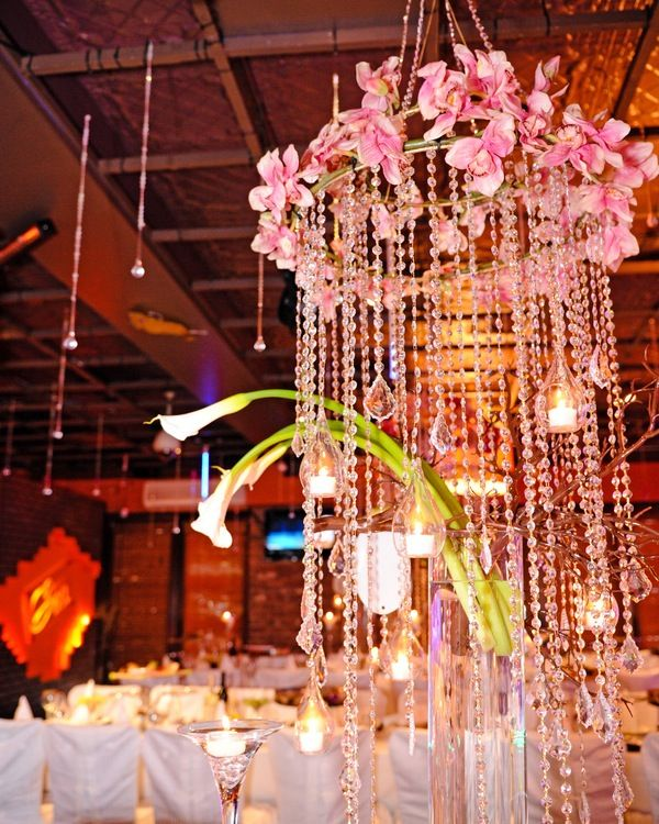 18 best Hanging centerpieces! images on Pinterest | Hanging ...
