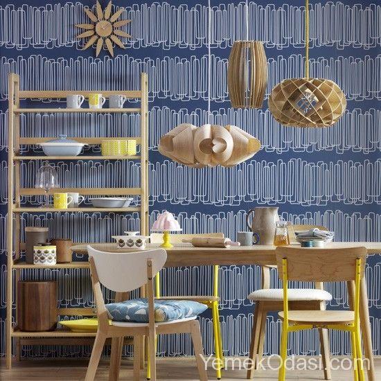 Yemek Odası Dekorasyonu Tarzlar arası geçiş yaparak yemek odası dekorasyonunda stilinizi bulmaya hazır mısınız? Sandalyeler yerine tabureler kullanarak geçmişe, retro tarz yemek odalarına, eskitilmiş ahşap mobilyalar tercih ederek vintage yemek odalarına, toprak çanak ve çömleklerle Asya tarzı yemek odalarına, pastel v ... http://www.yemekodasi.com/yemek-odasi-dekorasyonu/