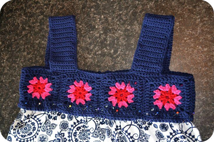crochet easy yoke - Google Search