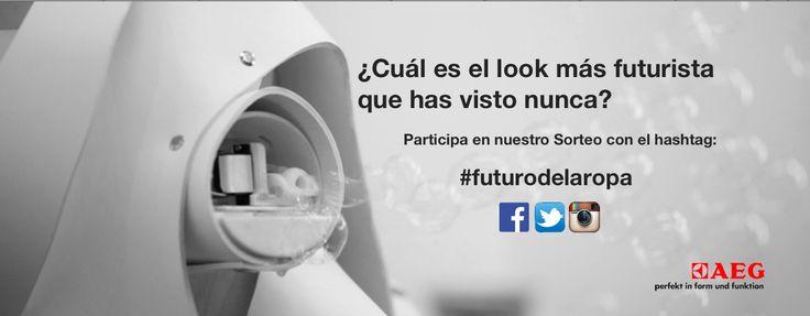 ¡Feliz día Internacional del Trabajador!  Para celebrarlo os invitamos a que participéis en nuestro nuevo concurso por #SORTEO:   ¿Cuál es el look más futurista que has visto nunca?  En #AEG nos esforzamos en asegurar que nuestros #electrodomésticos se ajusten a tus necesidades y sirvan para el futuro. Por eso seguimos buscando las prendas del #futuro.  ¡Exploremos juntos el #futurodelaropa!  Participa aquí: https://a.cstmapp.com/p/6097  #innovación #tecnología