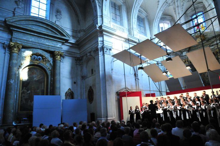 Concert à 18h15 à la Chapelle Saint Pierre - Le Festival international de Colmar (www.festival-colmar.com) - B. Fruhinsholz