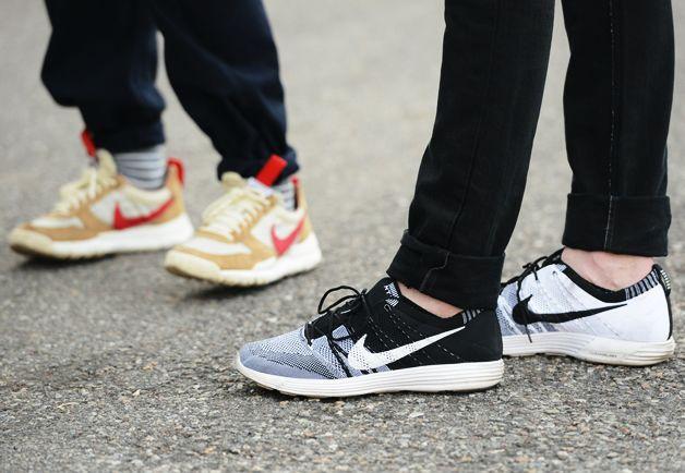 Nike Flyknit Trainer X Milan Fashion Week