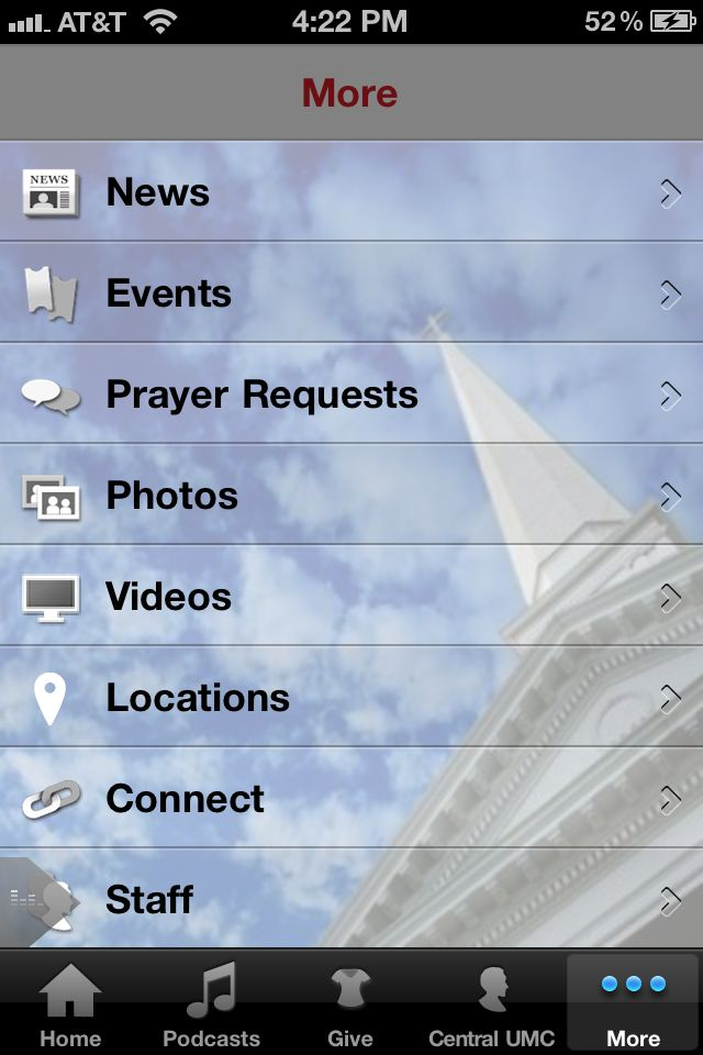 5 Simple Steps to Building a Church App