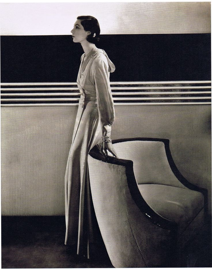 """Actress Ilka Chase, 1933  Her epitaph reads: """"I've finally gotten to the bottom of things."""" The daughter of Vogue's editor-in-chief for 40 years, Edna Woolman Chase,"""