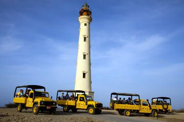 Spend a day exploring the countryside of Aruba on this Natural Pool Off-Road Safari! You'll take the back roads of Aruba as you explore historic sights on the island, including the Natural Pool, the California Lighthouse and the Natural Bridge. A off-road safari is a must-do while in Aruba! View more tour in Aruba at: http://ow.ly/UOkc6