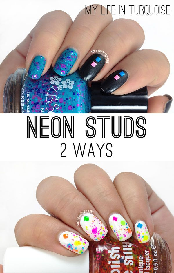 112 best Nail Art by My Life in Turquoise images on Pinterest   Nail ...