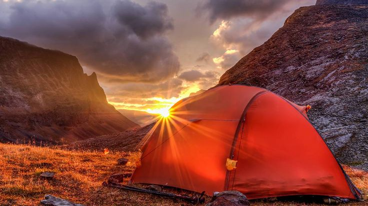 A guide for wild camping equipment in the UK
