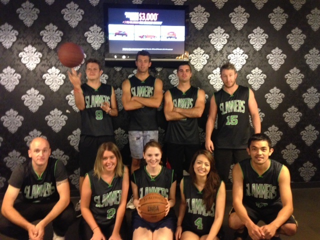 In between finding you the right course for your calling, some of our SEEK Learning consultants have been tearing up b-ball courts across Sydney as the SEEK SLAMMERS! Nice get up guys!