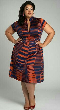 c6b268232d071 Classy and Chic Ankara Styles for Our Plus Size Ladies. Plus-size ladies