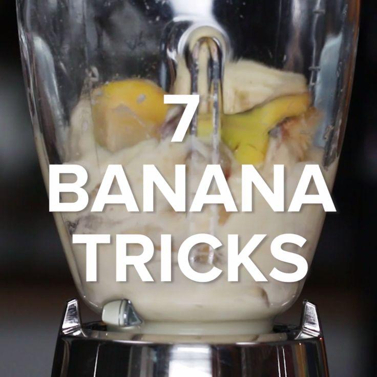 7 Banana Tricks