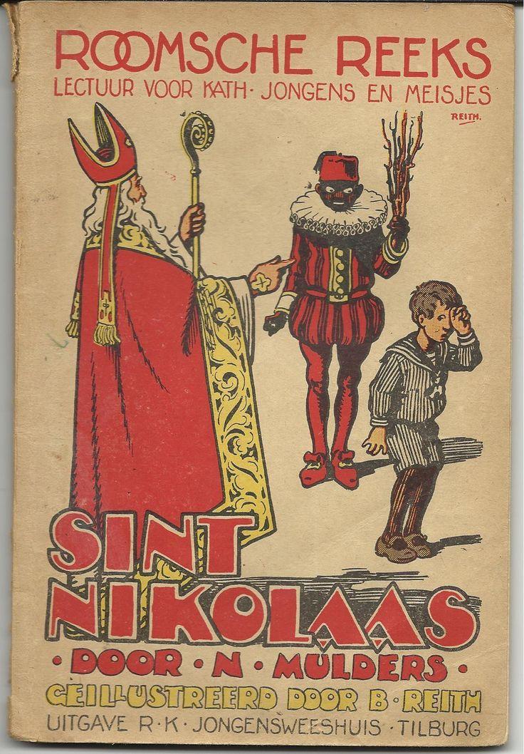Sinterklaas & Pieterbaas  Voor katholieke jongens en meisjes