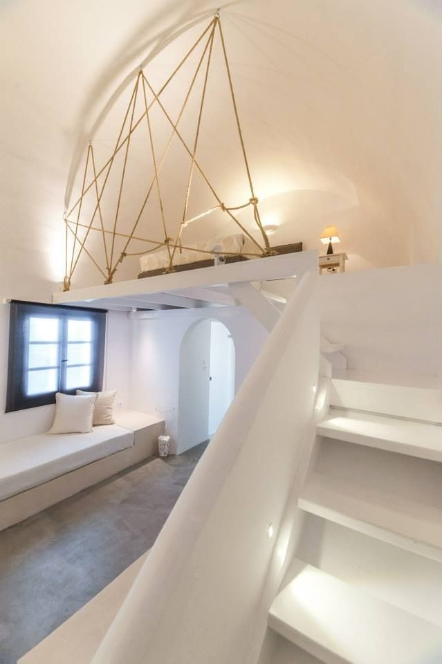 Our new renovated Suite | Santorini