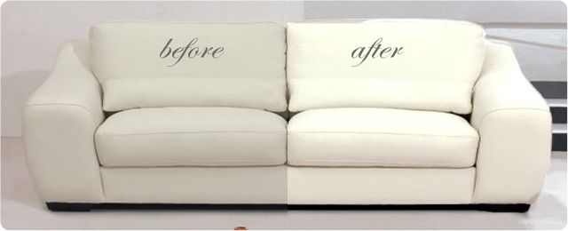 Como limpiar un sofa.