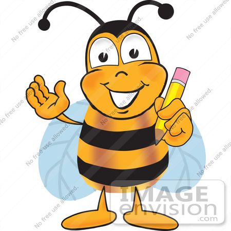 95 best bees images on pinterest bees insects and ladybugs rh pinterest com Bee Clip Art No Background Teacher Desk Clip Art Bee