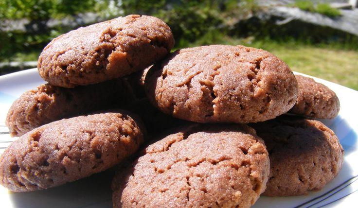 Chokladdrömmar med citron och kokos - Recept