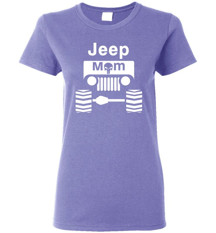 Jeep Mom Punisher Shirt - Great Mothers Day Gift