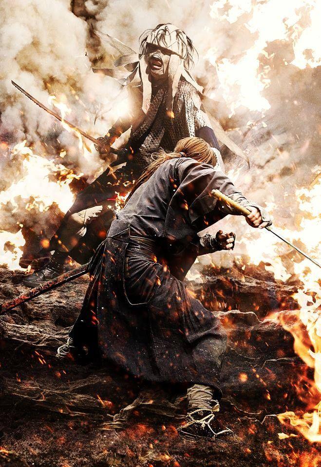Rurouni Kenshin - Kyoto Inferno & The Legend Ends - Tatsuya Fujiwara, Takeru Sato