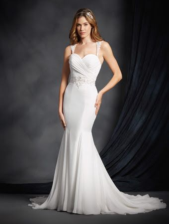 Alfred Angelo 2535 - Mermaid and fishtail gowns - Sugar and Spice UK - Lincoln