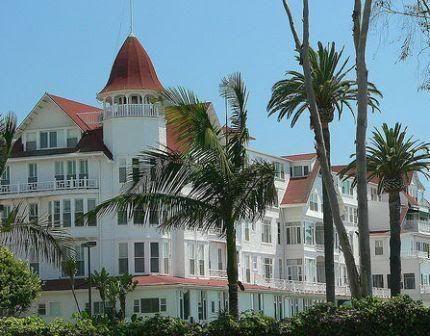 Hotel del Coronado – San Diego Tourist Attractions