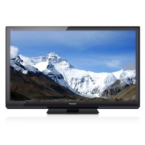 The Source - PANASONIC PLASMA 3D HDTV - a world of entertainment that looks so real, you can almost reach out and touch it.