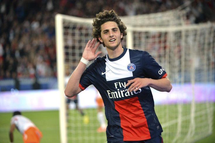 Adrien RABIOT : Il se dit heureux au PSG ! - http://www.le-onze-parisien.fr/adrien-rabiot-il-se-dit-heureux-au-psg/
