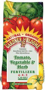 18 Best Fertilizing Tomatoes Images On Pinterest Tomato 400 x 300