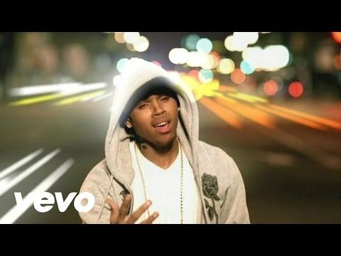 Chris Brown - With You - YouTube