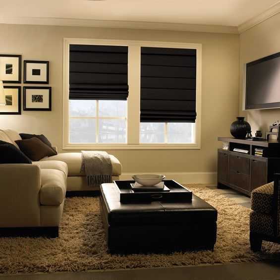 Levolor Roman Shade   Homedepot.com   Home, Living room ...
