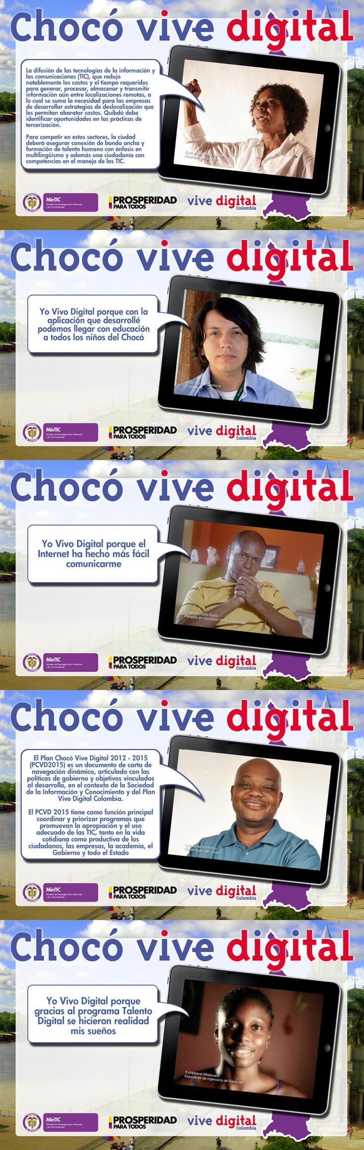 Chocó Vive Digital