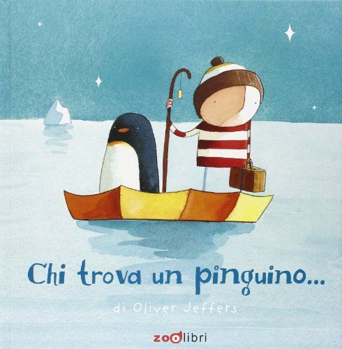 Chi trova un pinguino... di Oliver Jeffers http://www.amazon.it/dp/8888254889/ref=cm_sw_r_pi_dp_LApqub1BAFXBF