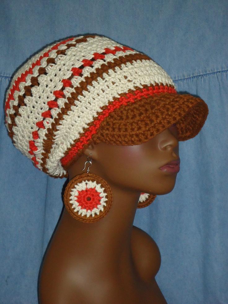 11 Best Crochet Hats Images On Pinterest Crochet Hats Crocheted