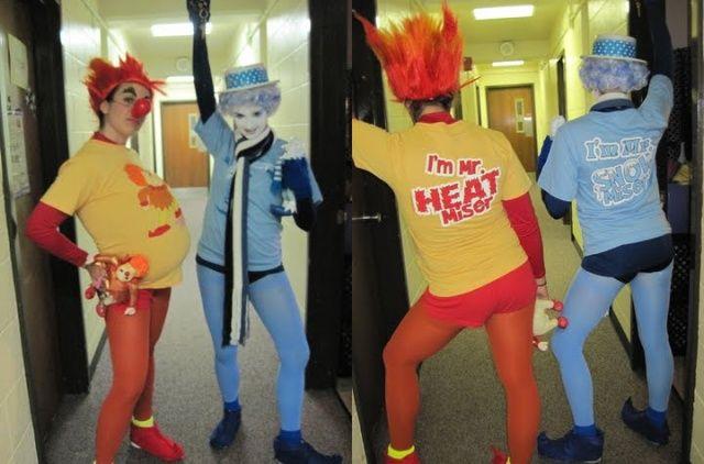 Mr. Heat Miser & Mr. Snow Miser