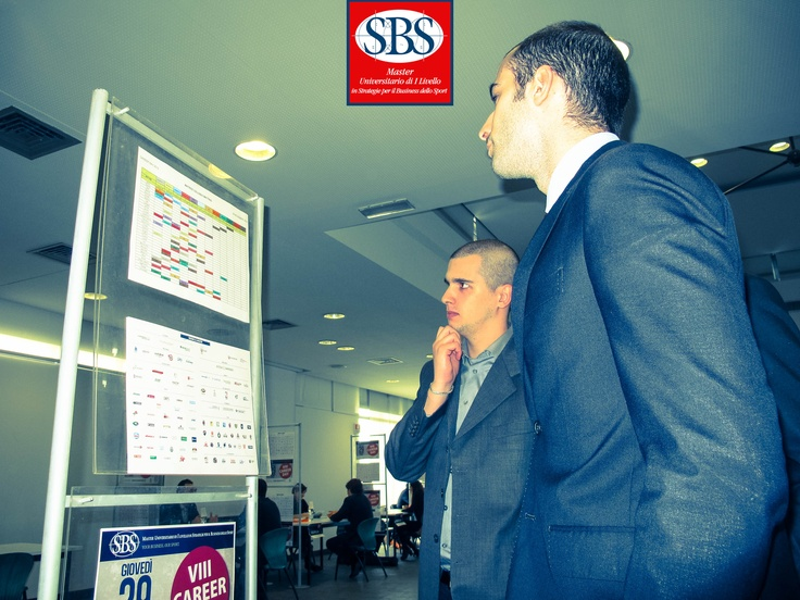 #mastersbs #careerday2012 #careerday #sportbusiness #laghirada#treviso #master