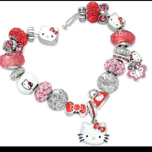 2ed301e8c Charmed memories now has HELLO KITTY!! Sold at Kay's. This is my ...