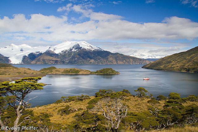 Bahía Angelitos  Región de Magallanes y de la Antártica Chilena