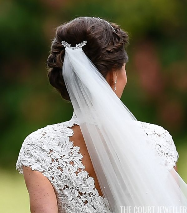 Jewels of Pippa Middleton's Wedding | The Court Jeweller