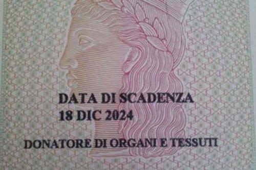 #Campania: #Donazione #organi presto sulla carta di identità (link: http://ift.tt/1X3K934 )
